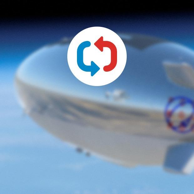 Редизайн: Новый логотип Роскосмоса — Эксперимент на Look At Me