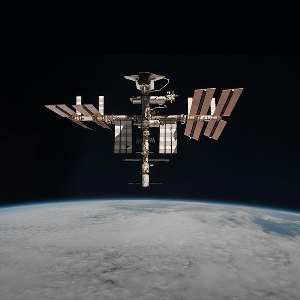 Как живут космонавты на МКС  — Детали на Look At Me