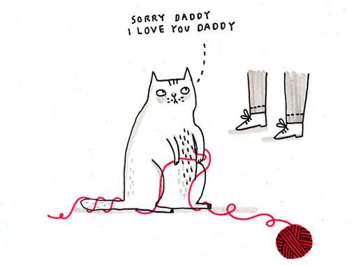 Gemma Correll и её коты