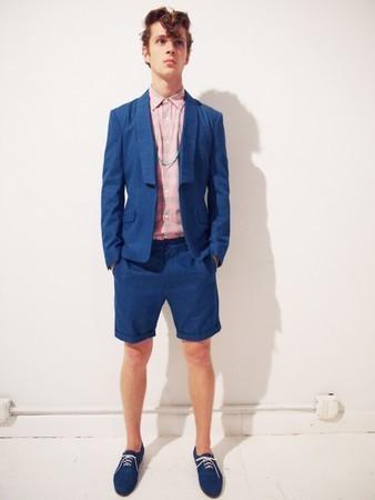 J. Sabatino Spring 2011 — Мода на Look At Me