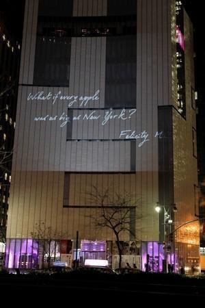Международное событие, организованное компанией PARKER, «WRITE BIG», с успехом завершилось 7 декабря — Архитектура на Look At Me