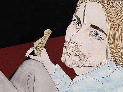 Что если бы Курт Кобейн был жив? — Музыка на Look At Me