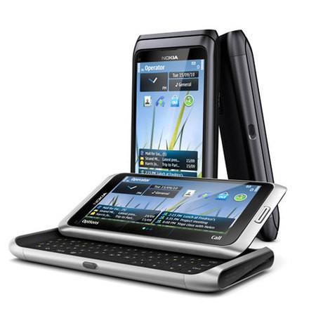 Коммуникатор Nokia E7 поступит в продажу в России в марте 2011 — Наука и Технологии на Look At Me