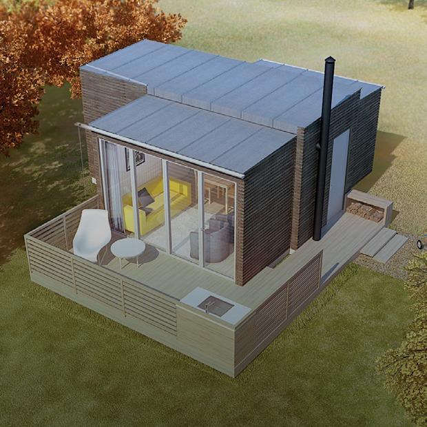 Создатель Futteralhaus о том, почему умрёт традиционная архитектура