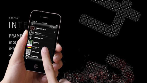 Framed - новая платформа для современного, цифрового искусства — Гаджеты на Look At Me