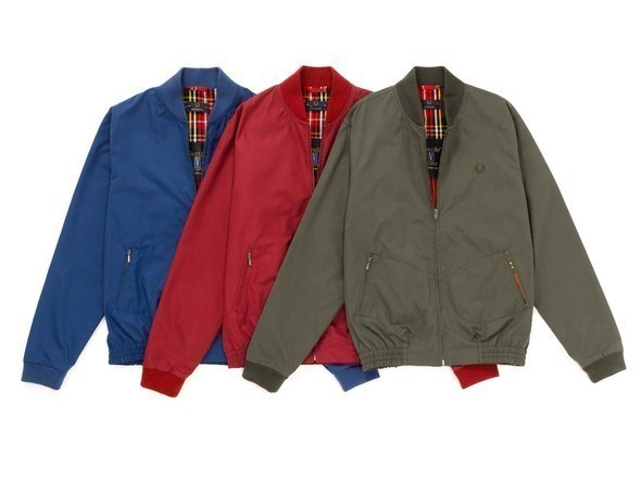 Laurel Wreath Ventile Bomber Jacket
