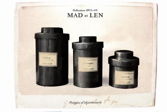 MAD et LEN — Мода на Look At Me