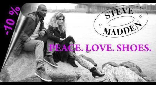 В Steve Madden скидки на НОВУЮ коллекцию — Промо на Look At Me