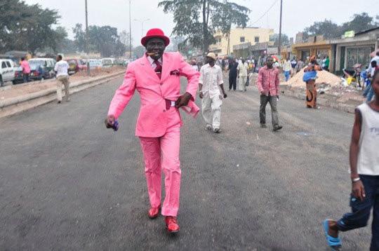 Щеголи из республики Конго — Фотография на Look At Me