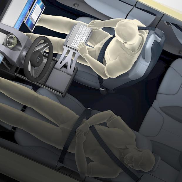 Что будет, если взломать беспилотный автомобиль? — Вопрос на Look At Me