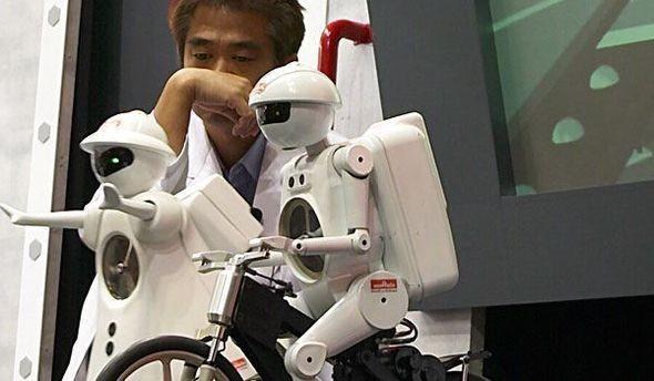Японские производители останавливаются