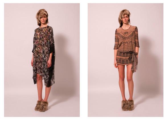 Emma Cook коллекция осень-зима 2010 — Промо на Look At Me