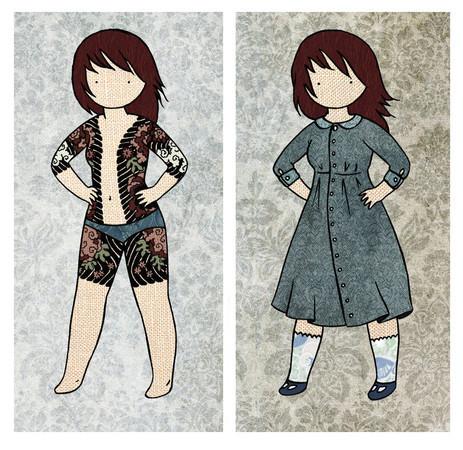 Stasia Burrington — Иллюстрация на Look At Me