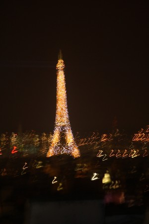A Paris. Заметки путешественника