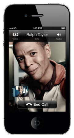 Skype для iPhone - теперь с видео