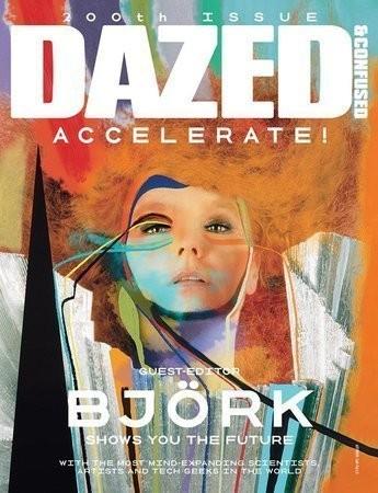 Бьорк стала приглашённым редактором Dazed & Confused — Мода на Look At Me