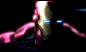 Железный человек – аниме — Новости на Look At Me