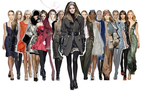 Тренды весна-лето 2011 — Мода на Look At Me