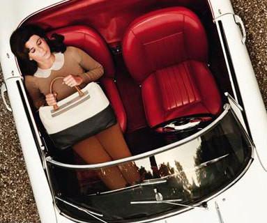 Furla - рекламная компания Весна 2011 — Мода на Look At Me