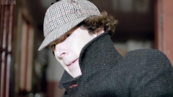 Вещи как у «Шерлока» — Сериалы на Look At Me