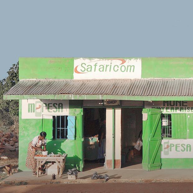 Как бедная африканская страна опередила всех в мобильных платежах