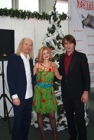 Мэдвин: Книжный Николай открыла Млада 2010 — Музыка на Look At Me