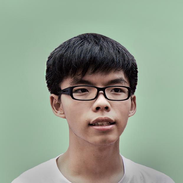 Что на уме у семнадцатилетнего лидера гонконгских протестов — Списки на Look At Me