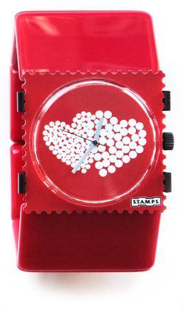Оригинальная коллекция часов S.T.A.M.P.S. ко Дню всех Влюбленных! — Промо на Look At Me
