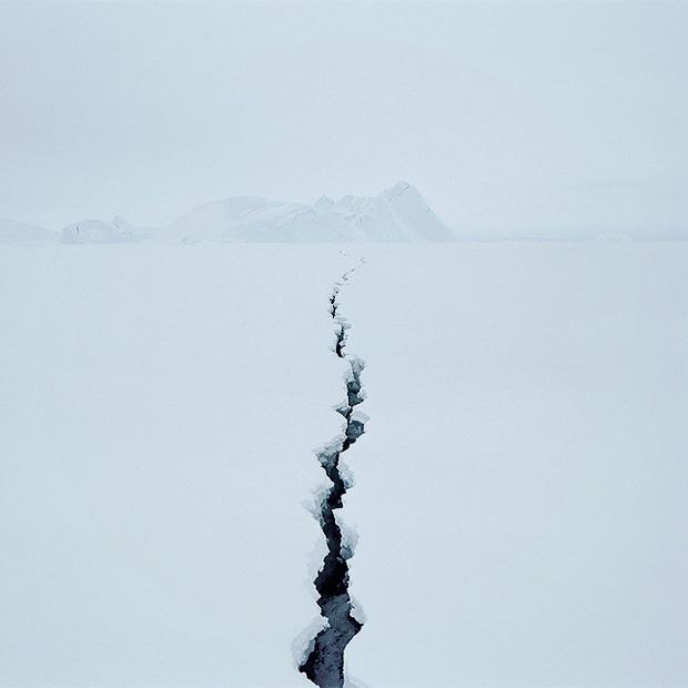 Молчаливые пейзажи Антарктиды