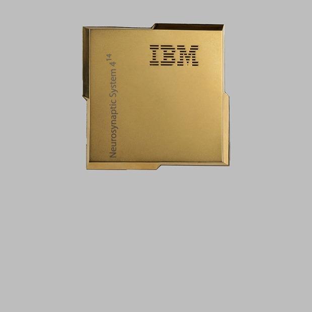 Как IBM наконец научили компьютерный процессор мыслить и творить — Индустрия на Look At Me