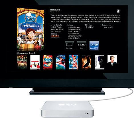 Слухи: Apple выпустит телевизор