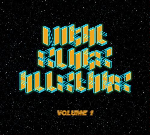 Компиляции от Night Slugs и Planet Mu — Музыка на Look At Me
