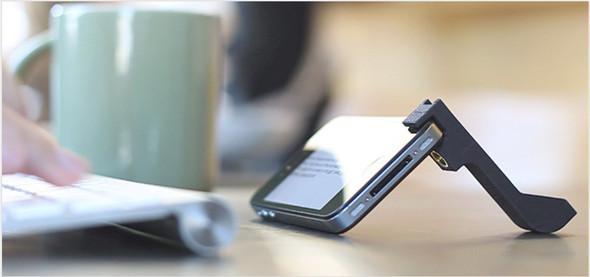 Новый аксессуар для iPhone 4 превращающий телефон в профессиональную камеру!