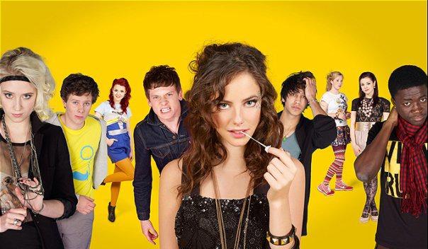 "Skins ""Молокососы"" Series 4 — Новости на Look At Me"