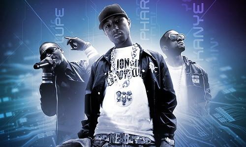 Pharrell, Kanye и Lupe Fiasco – снова одна группа! — Музыка на Look At Me