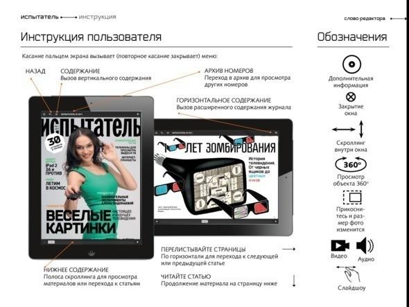 Апрельский номер журнала «Испытатель» вышел на платформе Adobe — Журналы на Look At Me