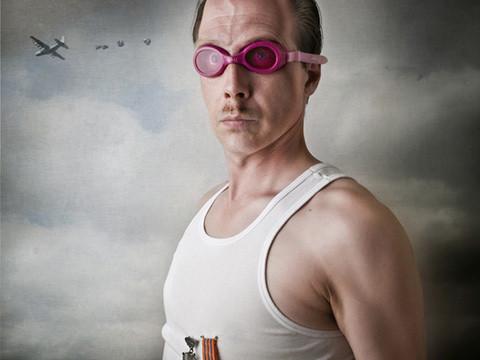 Руад ДеЛон: эгоистичные автопортреты — Фотография на Look At Me
