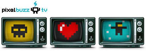 PixelBuzz.tv — экспериментируем с пикселями — Короткий метр на Look At Me