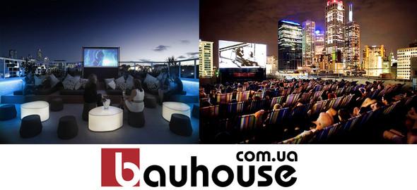 Кино и концерты на Крыше от bauhouse — Промо на Look At Me