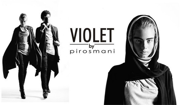 Violet by Pirosmani F/W 2011 — Мода на Look At Me