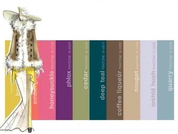 Модные цвета 2011 — Мода на Look At Me