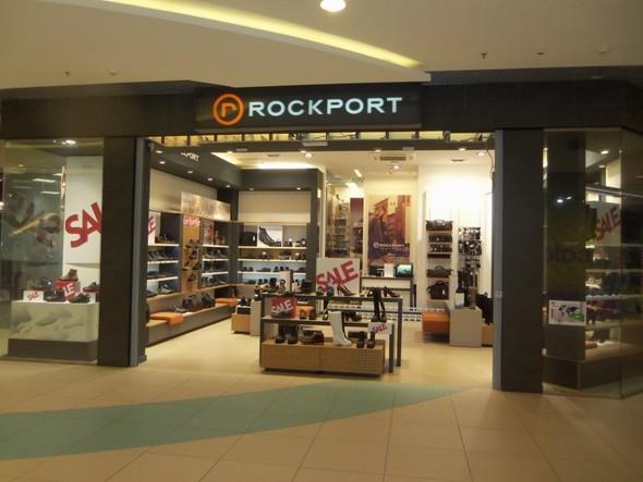 Новыe магазины Rockport — Сникер-культура на Look At Me