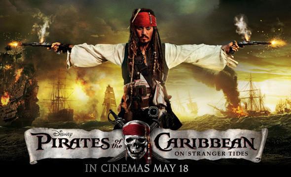 Премьера: «Пираты Карибского моря: На странных берегах» — Новости на Look At Me