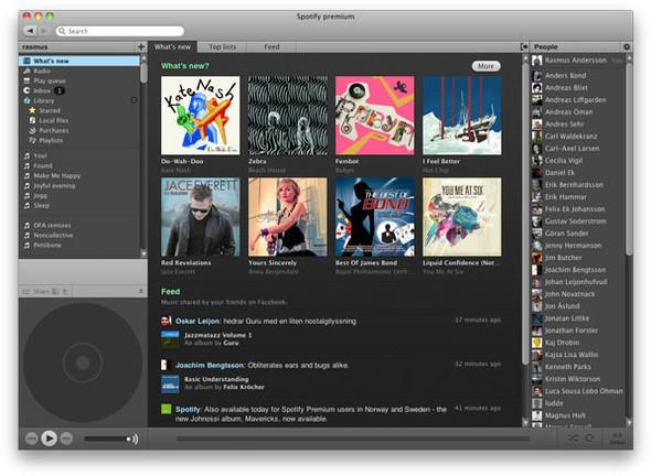 Сервис Spotify стал помехой для Apple