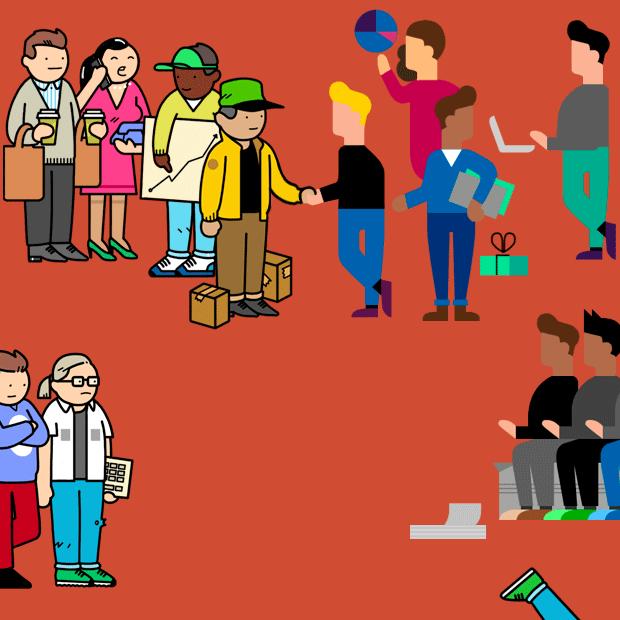 Как создать команду для своего проекта:  8 примеров