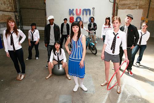 Kumi Solo для Le Coq Sportif — Реклама на Look At Me
