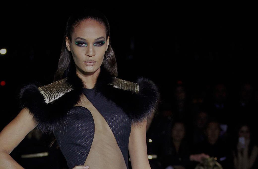 Кутюр в деталях:  Atelier Versace