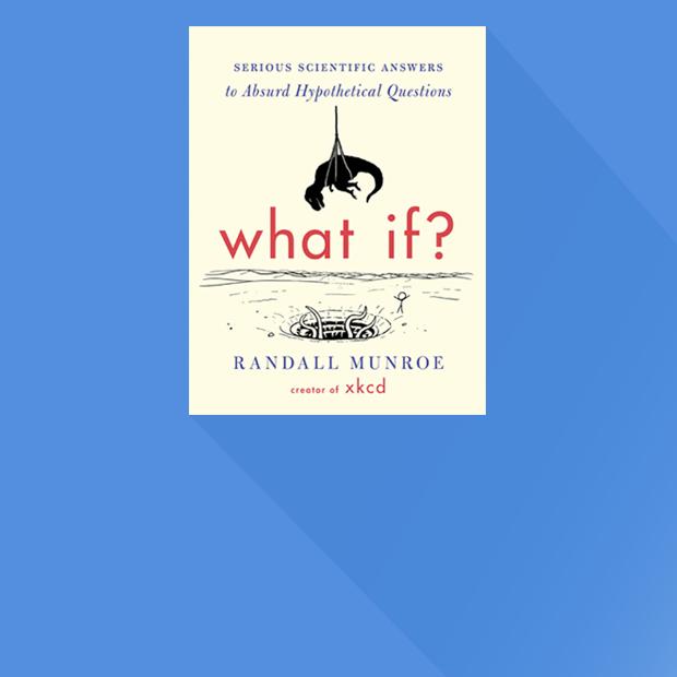 Научные ответы  на абсурдные вопросы — Книги на Look At Me