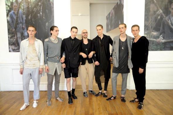 TILLMANN LAUTERBACH — Мода на Look At Me