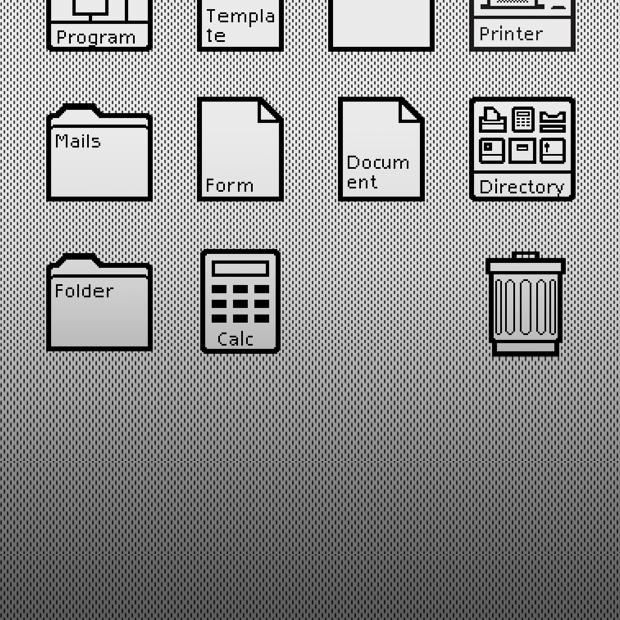 Как выглядели первые графические интерфейсы